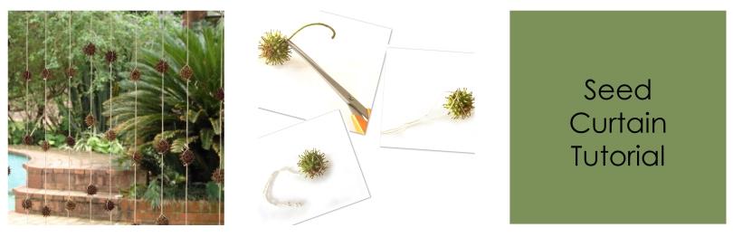 Tutorial - Freshly Found Book seed curtain  -1 copy