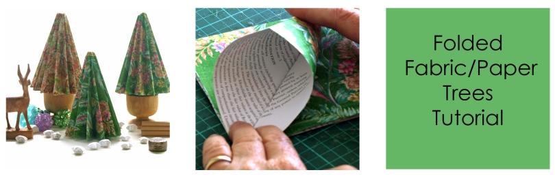 Tutorial - Freshly Found Paper Trees   trio -1
